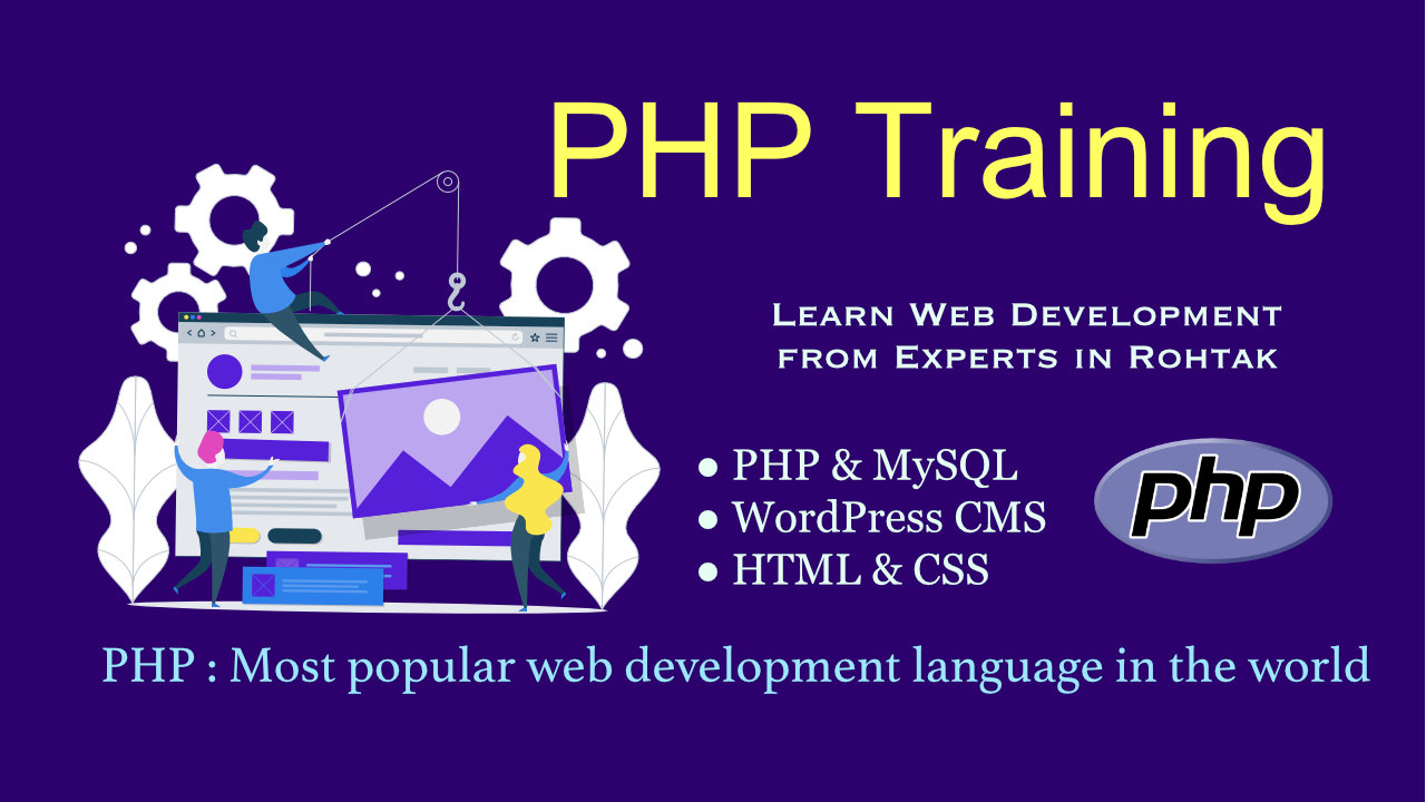 Php Training Course In Rohtak Best Php Institute Merient Infotech